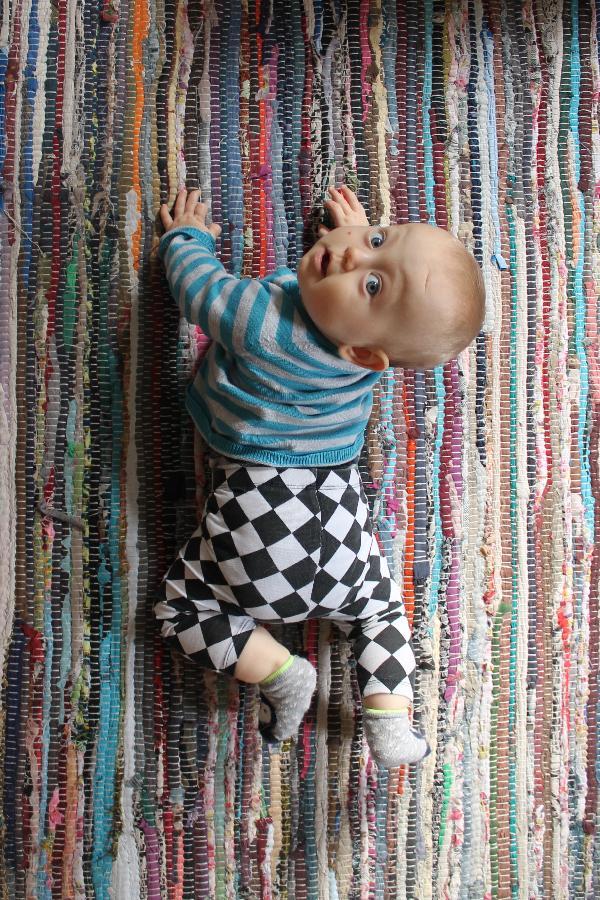 Charlie, sept mois