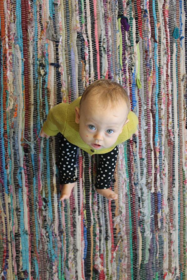 Charlie, huit mois