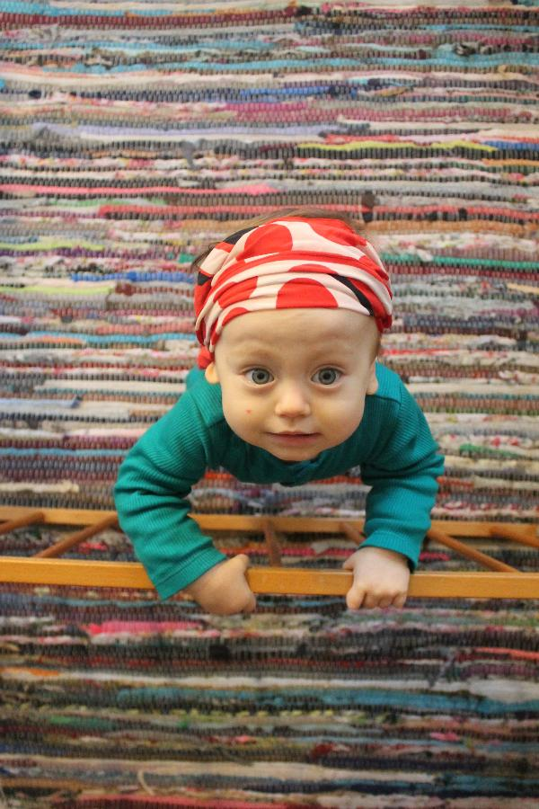 Charlie, onze mois