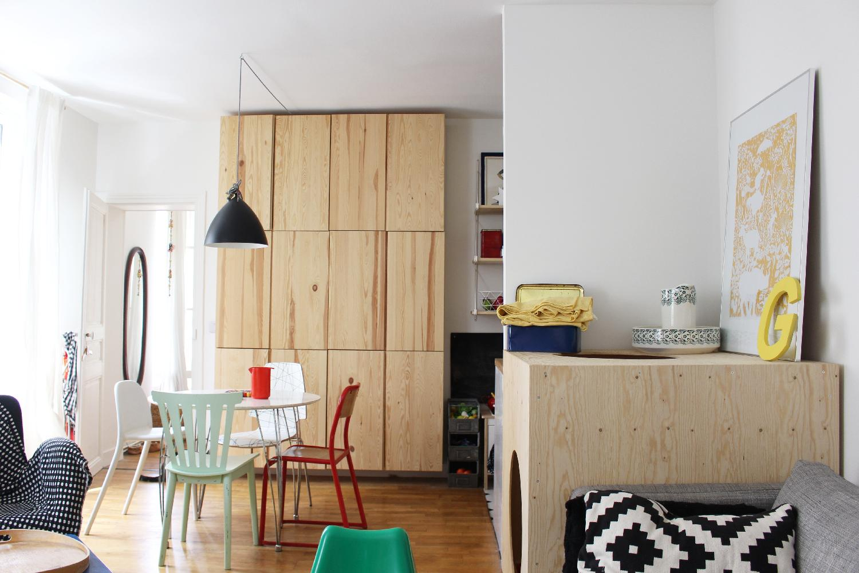 Notre pièce à vivre, salon, salle à manger